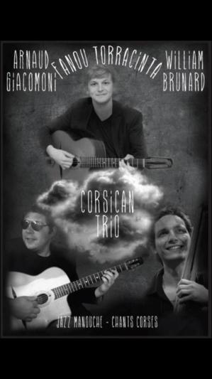 Corsican Trio sort son premier album