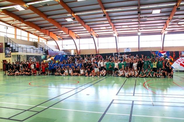 Ajaccio : Carton plein pour l'Ajaccio Hand Cup
