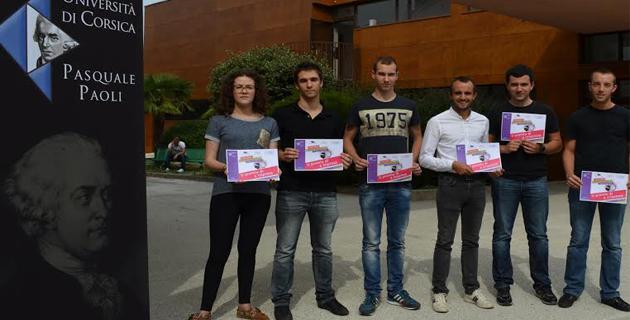 Lingua Azzione 24, édition 2014 : Les lauréats