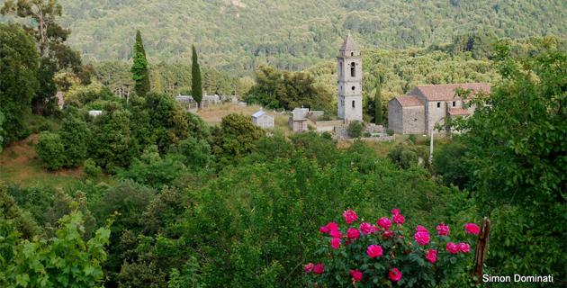 Alta Rocca : Paesoli fori di stradda