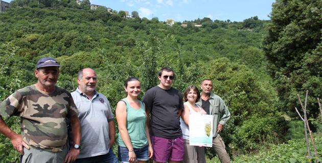 Le CPIE Corte Centre-Corse et A Zenna Rossa lancent le défi de l'éco-jardinier Bel'Ortu