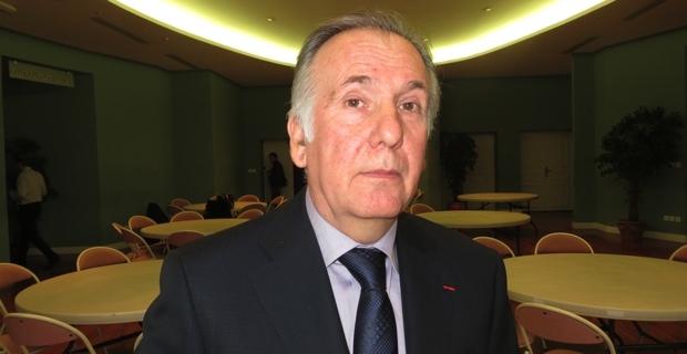 Jean-Jacques Panunzi, président du Conseil général de Corse du Sud et élu territorial UMP.