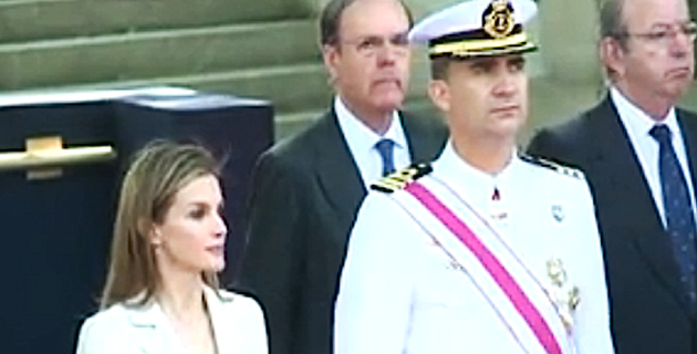 Insolite :   Felipe VI, roi d'Espagne ... et de Corse !