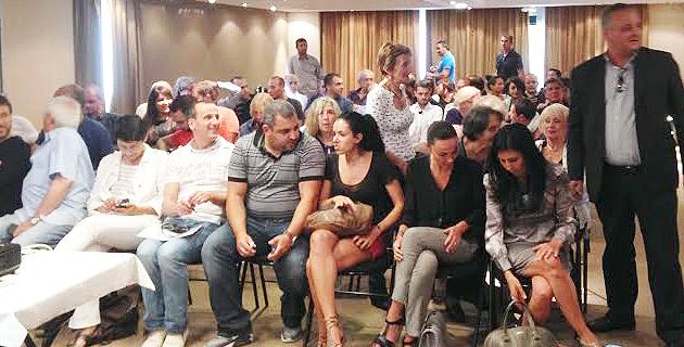 Partitu di a Nazione Corsa : Le parking, le Vaziu et les propos du ministre