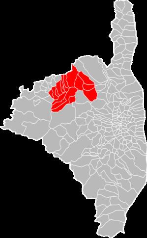 Balagne : mise en valeur du bassin versant du Reginu