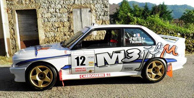 4e rallye de la vallée du Prunelli : Paul-Antoine Santoni, tout en finesse…