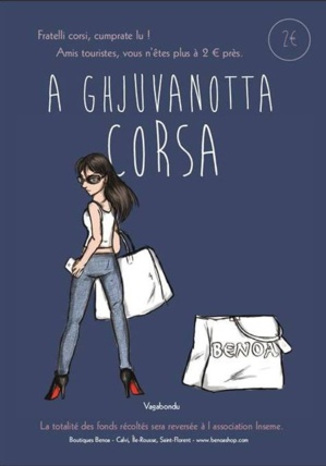 Vagabondu Isulanu récidive avec ''A ghjuvanotta corsa'' au profit d'INSEME
