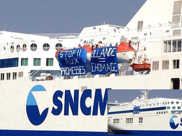 """SNCM : Le triple message du """"Méditerranée""""…"""