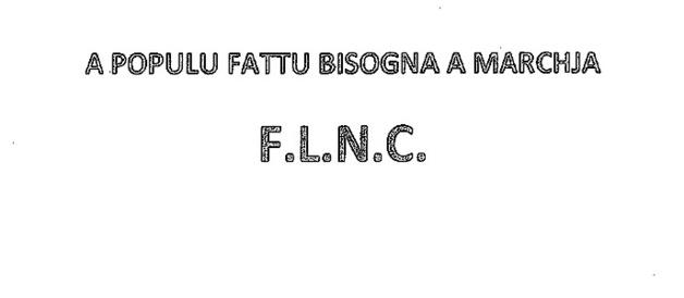FLNC : 38 ans de lutte armée de Mai 1976 à Juin 2014