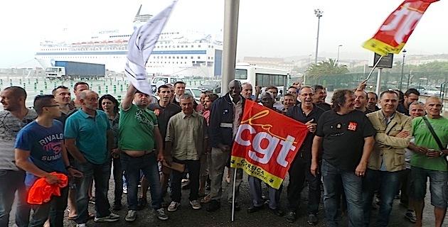 """Intersyndicale de la SNCM : """"Et les promesses du Gouvernement ?"""""""