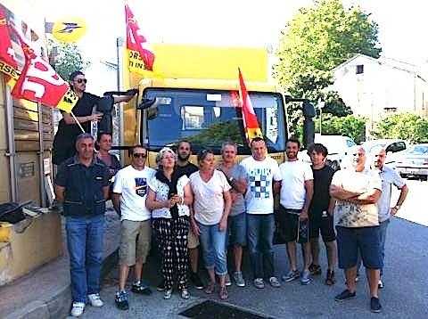 La Poste : Les facteurs du Nebbiu en grève