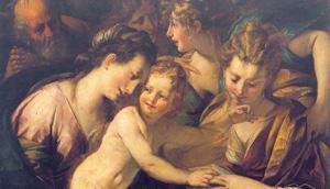 la peinture lombarde au 17ème siècle