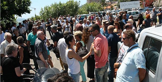 Ajaccio : Elan de solidarité autour de la famille Mezzacqui