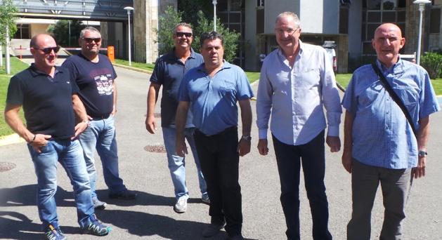 SNCM : Grogne des transporteurs et des agriculteurs à Bastia