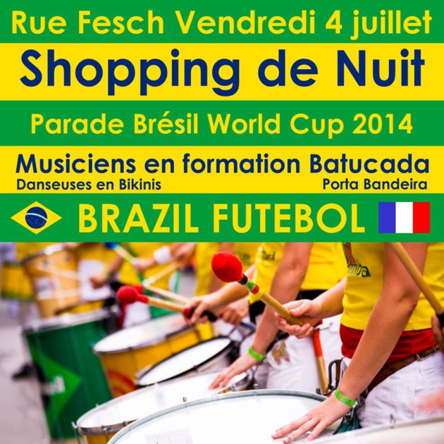 Le Comité des Commerçants de la Rue Fesch prépare le premier shopping de nuit d'Ajaccio