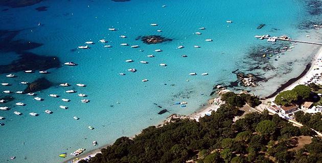 """Porto-Vecchio : Pas d'autorisations pour la """"privatisation de la mer"""""""