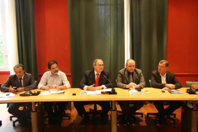 """SNCM : Pour Paul Giacobbi """"l'Etat doit dire la vérité et ouvrir le dialogue"""""""