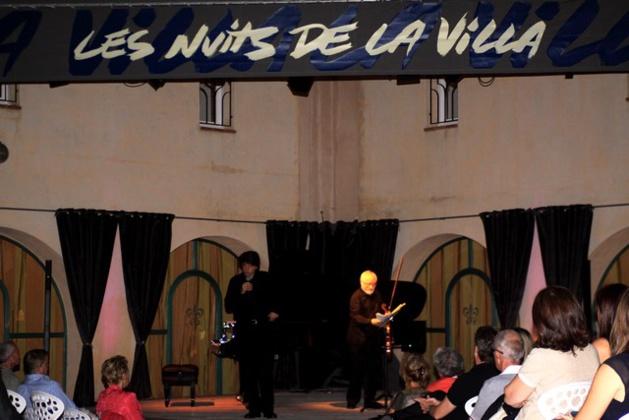 Sukhovienko et Kugel ouvrent les Nuits de la Villa