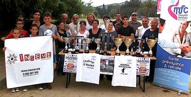 Le premier challenge bouliste d'INSEME rapporte 2 300€ à l'association