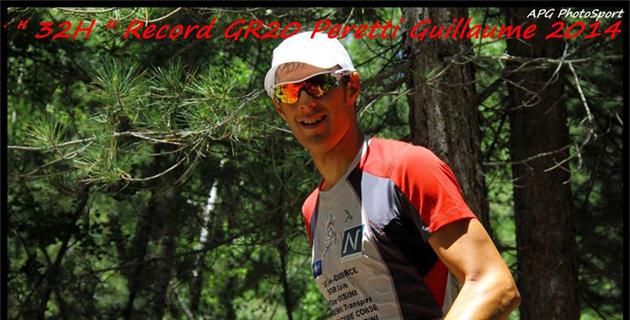 Record du GR 20 pour Guillaume Peretti : La vidéo