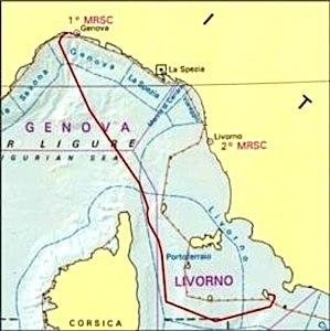 De Giglio à Gênes en passant à 25 km de la Corse : Le drôle de parcours du Concordia…