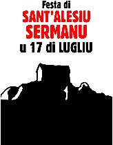 Festa di Sant'Alesiu in Sermanu u 17 di lugliu