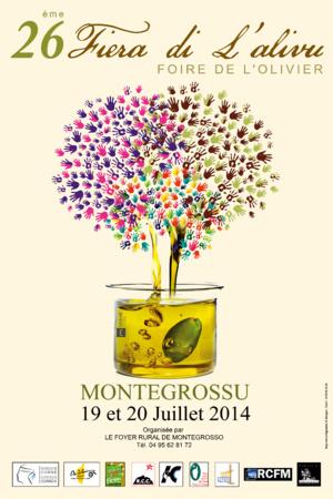 Fiera di l'alivu di Montegrossu : La 26ème Samedi et Dimanche
