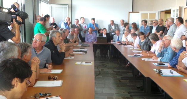 Concordia : Appel de Bastia du 21 Juillet 2014