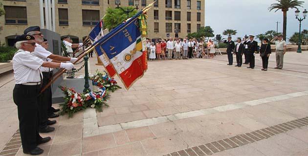 Le 72 ème anniversaire de la rafle « du Vel d'Hiv » commémoré à Ajaccio