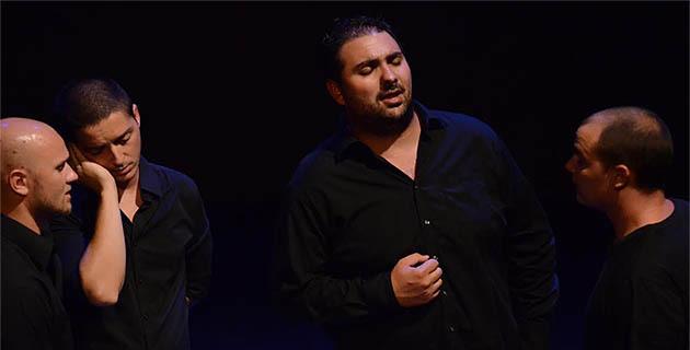 Meridianu en concert Propriano