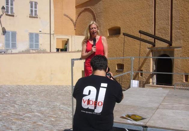 Bastia : La RAI 2 dans les plus beaux endroits de la ville
