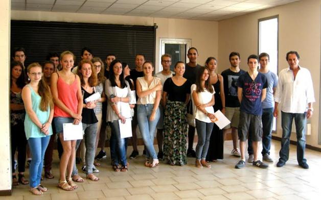 36 nouveaux bacheliers pour la commune de Bastelicaccia