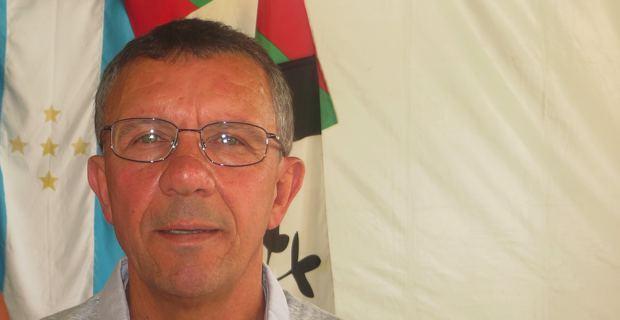 Francescu Sargentini, membre du Comité exécutif de Corsica Libera.