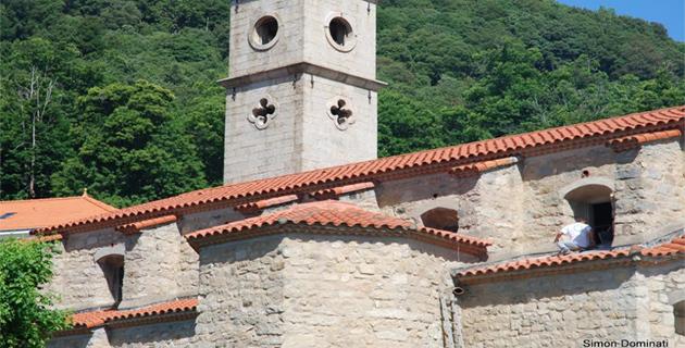 Lévie : L'église Saint Nicolas retrouve ses couleurs d'antan