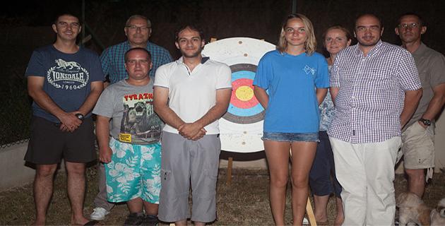 Jean-Marie Colonna élu à la tête du club de tir à l'arc de Calvi