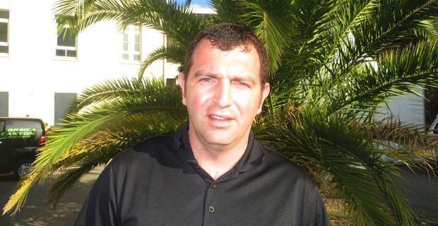 Jean-Charles Orsucci, conseiller territorial, président du groupe Socialiste et Démocrate à l'Assemblée de Corse (CTC), maire de Bonifacio et membre du Parti socialiste.