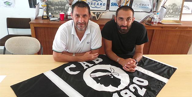 Stéphane Rossi et Nicolas Genniarelli : Ambitieux pour le CAB
