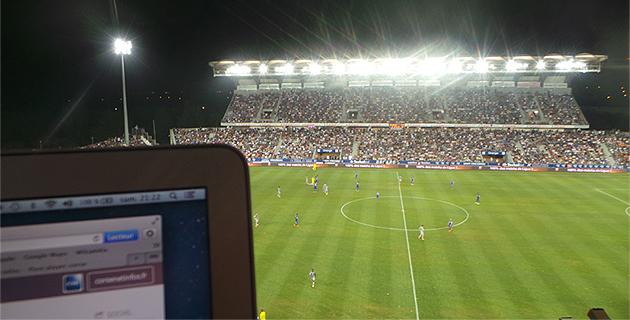 Sporting-OM : Un match sans histoires sur la pelouse