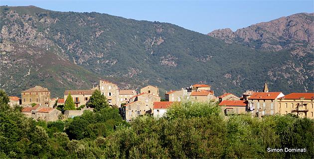 Villages de l'Alta Rocca : Tallà