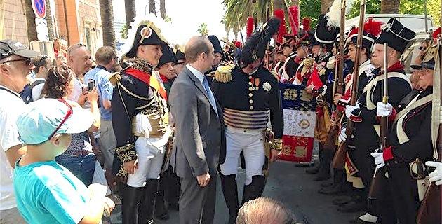13-15 août- Fêtes Napoléoniennes A Ajaccio : Spectacle à tous les niveaux