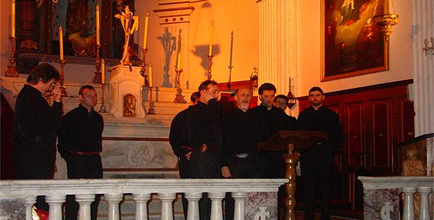 Propriano : Tavagna en concert à l'église