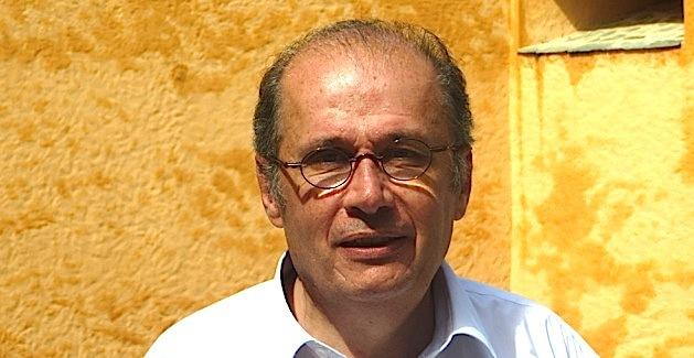 Philippe Peretti, conseiller municipal de Bastia, adjoint délégué au patrimoine et professeur d'histoire.
