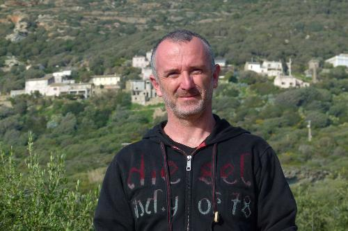 David Brugioni, maire de Centuri.