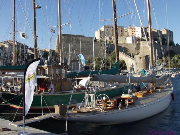 "La Ve ""Corsica Classic"" hisse les voiles samedi à Calvi"