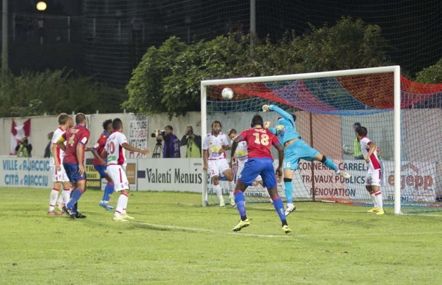 GFCA-ACA : Le derby vu par Baptiste Gentili