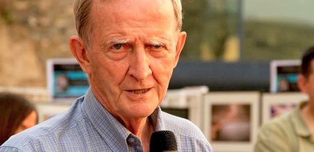 Le Dr Edmond Simeoni, responsable opérationnel de l'ARC au moment des évènements d'Aleria.