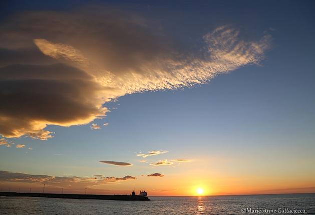 L'image du jour : Le lenticulaire de Bastia