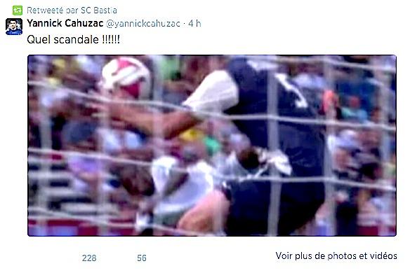 Bordeaux-Sporting en quelques tweets