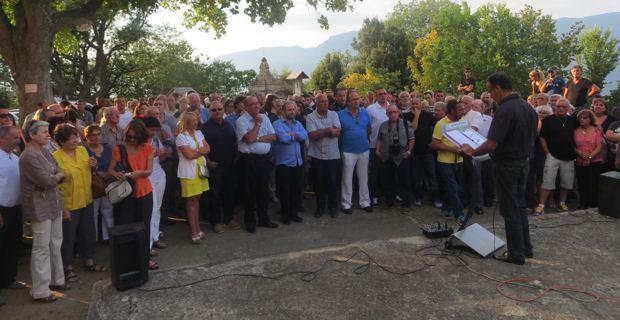 Campile : L'union sacrée des maires contre l'intercommunalité à marche forcée