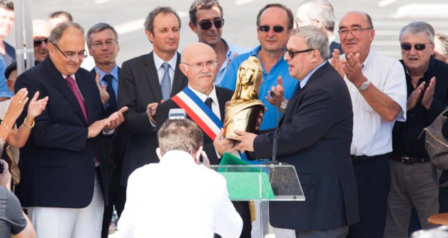 Ghisonaccia : Double inauguration de la halle des sports et de la maison des services